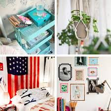 Easy Diy Bedroom Decorations Impressive Dorm Room Decorating Ideas You Can DIY Apartment Therapy Home Design