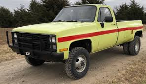 100 1986 Chevy Trucks For Sale New Parts Chevrolet M1028a3 D30 44 CUCV Military For Sale
