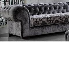Best Fabric For Sofa Set by Dreamfurniture Com Divani Casa Metropolitan Modern Fabric Sofa