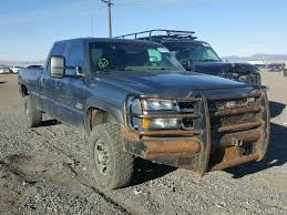 Damaged Chevrolet Silverado 3500 Classic Car For Sale And Auction ...