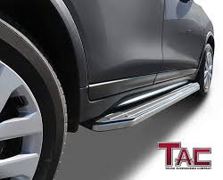 Amazon.com: TAC Running Boards Fit 2016-2018 Honda Pilot SUV ...