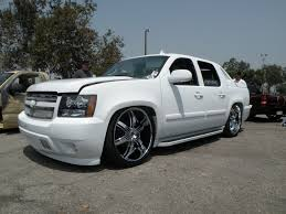 100 Chevy Truck Wheels For Sale DUBBED Out Avalanche Bagged Lowriders And 22 Inch Rims