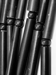 Natural Bamboo Beaded Door Curtain by Beaded Curtains Black Bamboo Doorway Curtain