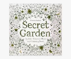 Secret Garden An Inky Treasure Hunt And Coloring Book Fatherly