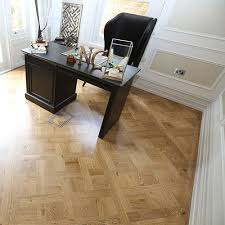 Craving A Stylish Modernised Workspace With Classical Twist Heritage Geometric Parquet Can Add