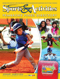 Floor And Decor Pembroke Pines Hours by Pembroke Pines Sports U0026 Activities Directory By Sports