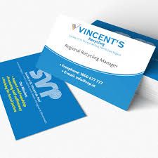 This Is A Redesign Of The Front And Back Of An Existing Business