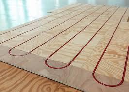 Pex Radiant Floor Heating by Pex Radiant Floor Heating Panels Carpet Vidalondon