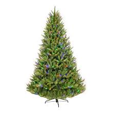 7 Ft White Pre Lit Christmas Tree by Sterling 7 5 Ft Pre Lit Silver Tuscany Tinsel Christmas Tree 6036