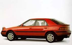 Mazda 323 1990 Price & Specs