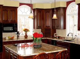 Kitchen Soffit Trim Ideas by Mission Style Paint Schemes What Cabinet Color With Shiny Black
