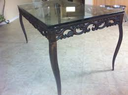 Pier One Sofa Table by Rectangle Glass Top Pier One Coffee Table With Skinny Black Carved