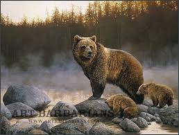 Wildlife Art Prints Plus Original Paintings With A Wide Selection From ArtBarbarians Located In Minnesota