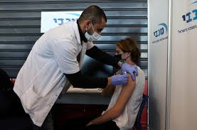 israel logs indian covid 19 variant sees some vaccine