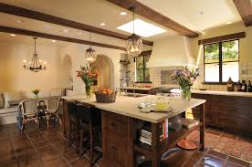 Rustic Spanish Style Kitchen Home Decoration Ideas Designing Interior Amazing In