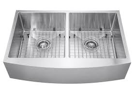 Double Farmhouse Sink Canada by Aleby Series 33