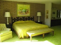 The Guest Bedroom Had Two Lovely Twin Beds Each With Matching Floral Quilts I Just Loved Faux Bamboo Headboards In Brushed Lemon White