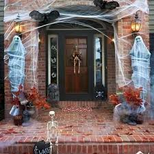 Halloween House Decor House Lighting Haunted House Decorations Uk