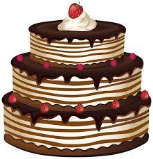 Cake PNG Transparent Clip Art Image