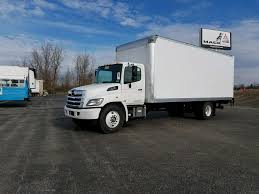 268 24ft Ext Cab Sleeper Box Truck - Straight Truck Trucks For Sale