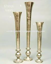 Large Metal Vases Cheap Vase Antique Floor Trumpet Buy Flower