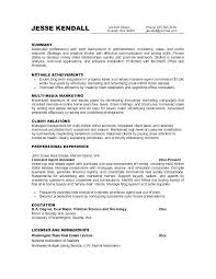 Example Career Objective For Resume Objectives Change Statement Examples As Resumes Expert
