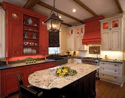New Orleans Themed Kitchen