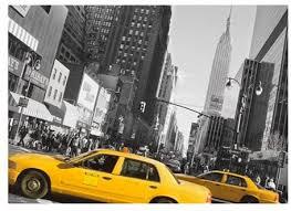 ikea edelvik picture new york taxi 50 x 70 cm de