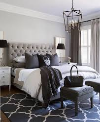 Black White And Every Shade Between Very Cool Bedroom Chic Bedroomg