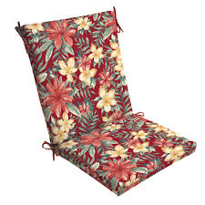 Arden Selections Ruby Clarissa Tropical 44 X 20 In. Outdoor Chair Cushion Better Homes Gardens Black And White Medallion Outdoor Patio Ding Seat Cushion 21w X 21l 45h Ding Seat Cushions Wamowco Cheap Chair Cushions Covers Amazing Thick Fniture Deep Seating Chairs Cushion For In Outdoor Use Custom 2piece Sunbrella Box Edge Chair Clearance Tips Add Color And Class To Your Using Comfort 11 Luxury High Quality Youll Love Amusing Resin Wicker Chairs Ideas To Make Round Lake Choc Taw 48 Closeout Photo Of