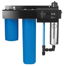 uvmax uvmax ihs12 d4 ultraviolet water purification system 9gpm