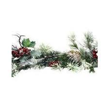 Hobby Lobby Pre Lit Christmas Trees Instructions by Flocked Snow Garland Hobby Lobby Polyvore