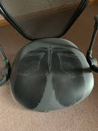 This Imprint Left On A Dusty Chair. : Mildlyinteresting Ofm Essentials Collection Racing Style Bonded Leather Gaming Chair Nilkamal Chairs Price In Mumbai Riset Price Playseat Challenge Sitting Down Can Send You To An Early Grave Why Sofas And Your 12 Best 2018 Ohfd01n Formula Series Dxracer Forget Standing Desks Are You Ready Lie Down Work Wired Bion Geatric Office Video Executive Swivel Pu Seat Acer Predator Thronos The Ultimate Game Of Chair V Games Thread 440988043 Start The Game Always On Main Display Unity Forum