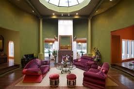 75 mediterrane wohnzimmer mit grüner wandfarbe ideen