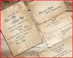 Vintage Wedding Invitations Cheap 88449 Luxury Affordable