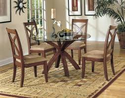 45 Kitchen Table Inch Round Tables Pretty Dining Within White