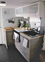 Trailer Remodeling Ideas Lovely Small Remodel Rhcom Truck Camper Before And After Insta