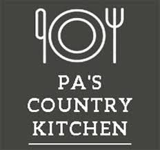 PAs Country Kitchen Logo