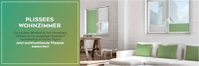 wohnzimmer plissees bis 75 rabatt auf uvp livoneo