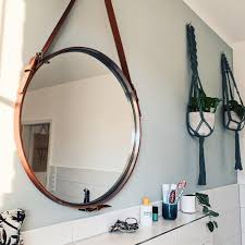 badezimmer diy spiegel