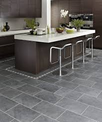 black granite tile floor absolute black tile kitchen with beige