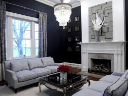 Modern Living Room Colorful Design