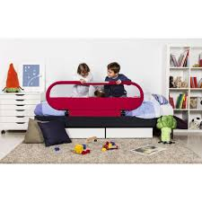 babyhome side bed barrier graphite