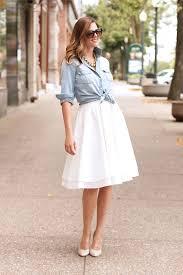 25 white skirt ideas pencil skirt