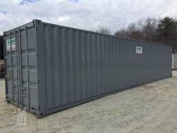100 Shipping Containers 40 2006 CIMC CIMC Steel Storage For Sale In Salisbury North Carolina