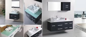 60 Inch Double Sink Vanity Without Top by Design Element Bathroom Vanity