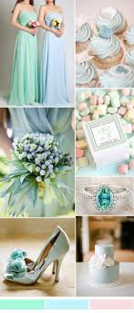 Trending Mint And Blue Wedding Color Ideas For Spring Summer 2017