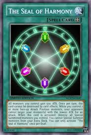 yugioh seal of orichalcos deck the seal of harmony mlp yu gi oh card by poppixierex on deviantart