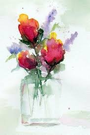 Vase Painting Clipart Simple 12