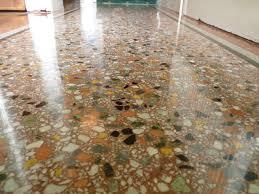 Residential Terrazzo Flooring Pictures